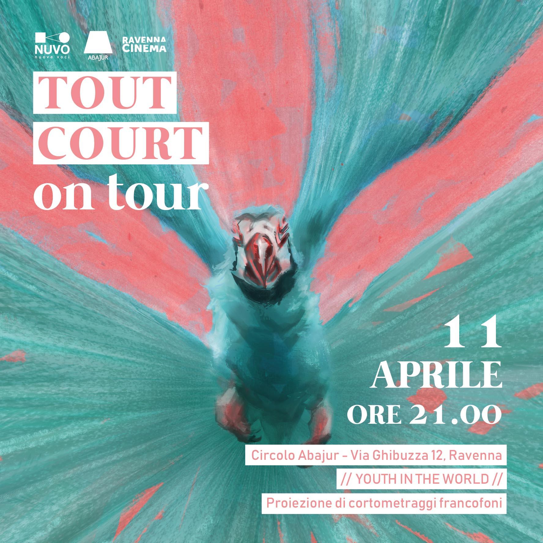 TOUT COURT on tour