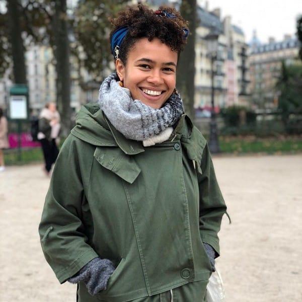 Chloé Léonil ospite di Tout Court 2020